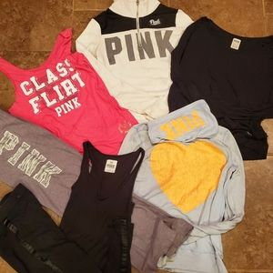 Pink Bundle fair Conditions Size Xsmall
